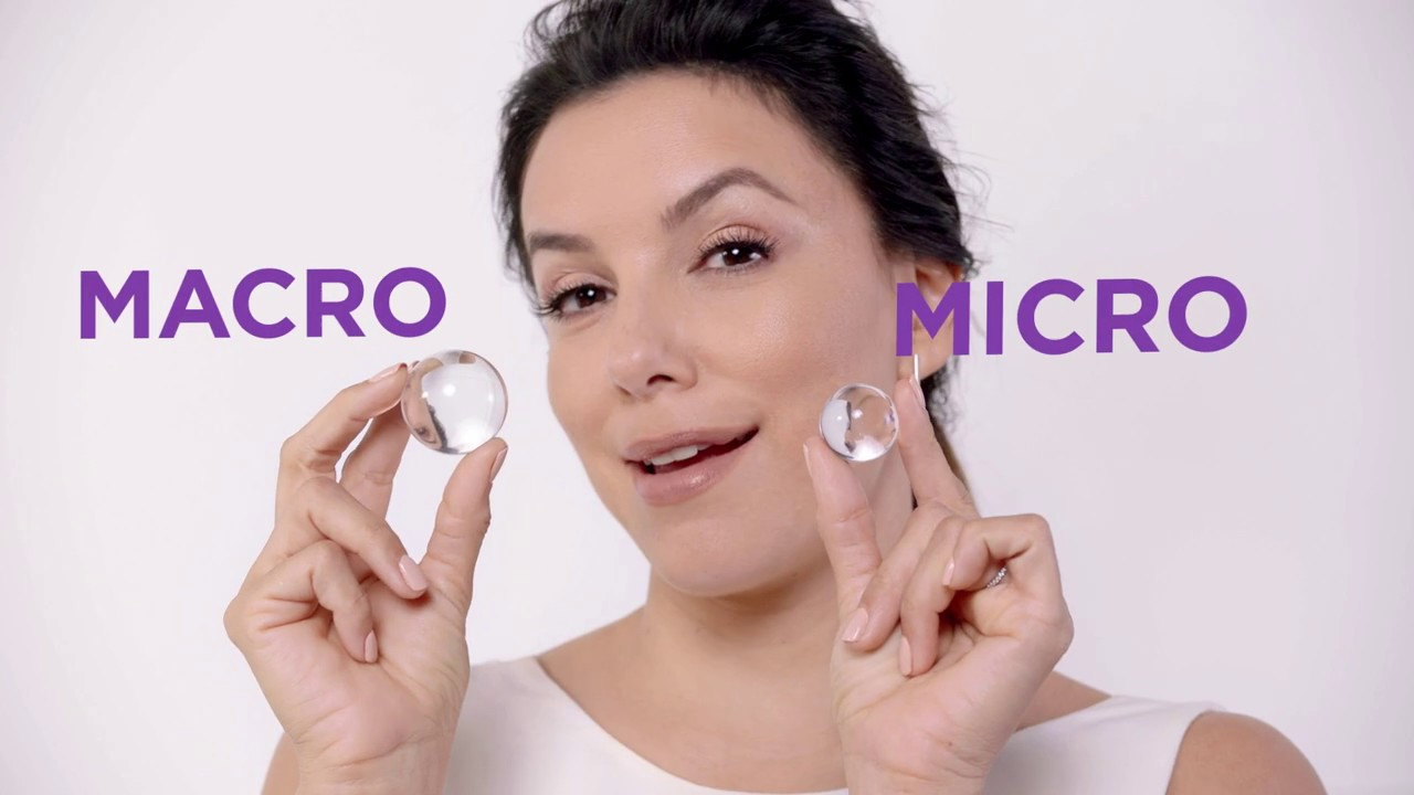 Nuovo Revitalift Filler SIERO by L'Oréal Paris:  sapevi che contiene due forme di ACIDO IALURONICO?