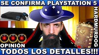 ¡¡¡PS5 CONFIRMADA!!! Hardmurdog - Noticias - Sony - Playstation 5 - Opinión - Español
