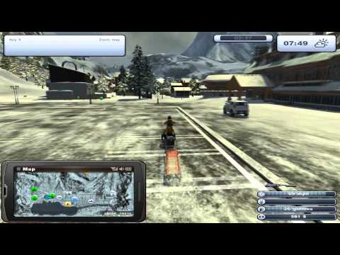 Let's Play Ski Region Simulator 2012 Part 3 Gameplay - Hotel Conglomerate