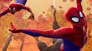 SPIDER MAN: INTO THE SPIDER-VERSE - Best Funny Moments
