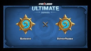 Kolento vs SilverName, StarLadder Ultimate Series Winter