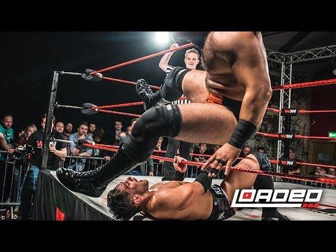 WCPW Loaded #2 Part 5 - Noam Dar vs Rampage