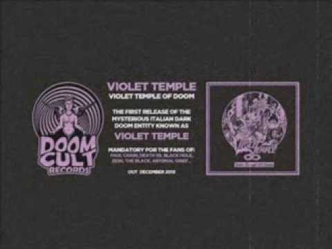 VIOLET TEMPLE - The Coffin (promo video)