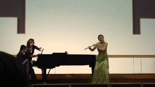 F.Kuhlau - Introduction and Rondo  op98a for flute and piano 박예람플릇