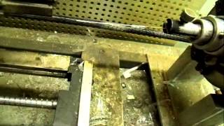 making a nameplate nixie tube