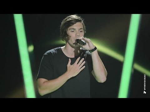 Jacob Lee Sings Battle Scars | The Voice Australia 2014