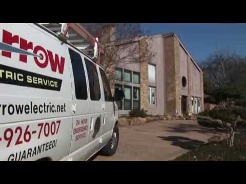 Arrow Electric - Dallas Residential & Commercial Electrician