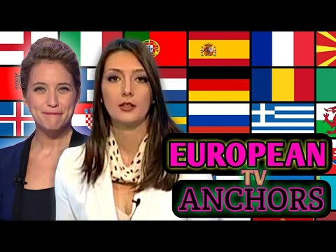 47 LANGUAGES Of EUROPE