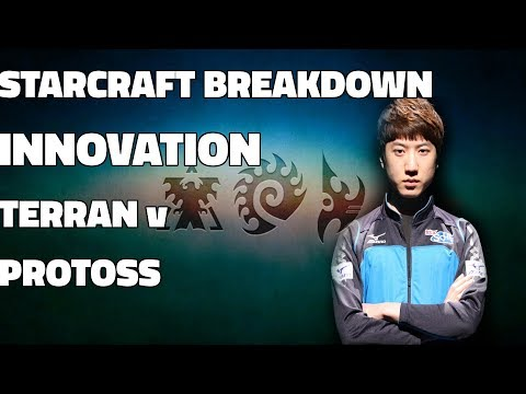 Starcraft Breakdown #1 - INnoVation vs Zest - Terran vs Protoss