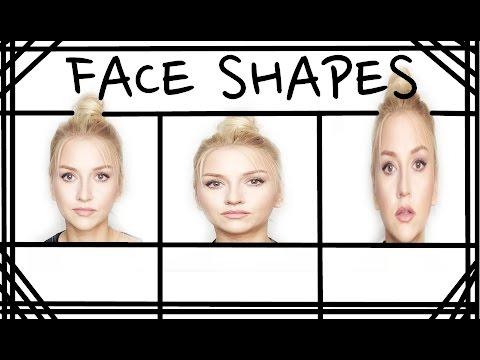 Face Shapes - PART 3 (CONTOURING SERIES)