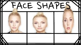 Face Shapes - PART 3 (CONTOURING SERIES)