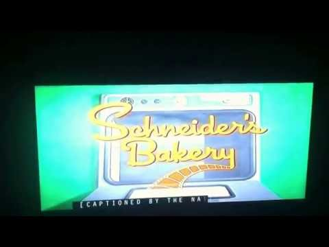 Schneiders Bakery Nickelodeon Productions