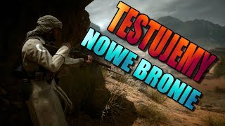 BATTLEFIELD 1 - TEST NOWYCH BRONI LIVE (PS4 1080p/60kl)