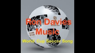 World Cup Soccer song.