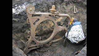 Фильм 52 Раскопки в полях Второй Мировой Войны/Film 52 Excavation in fields of World War II