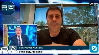Hablamos con Luis Miguel Montero (Okdiario) sobre la famosa patada de Errejón