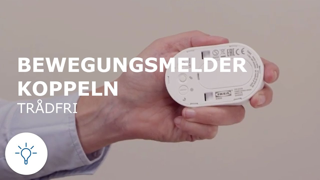Ikea Tradfri Bewegungsmelder
