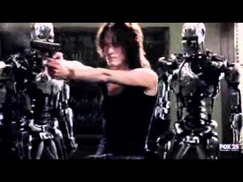 Sarah Connor - Shattered