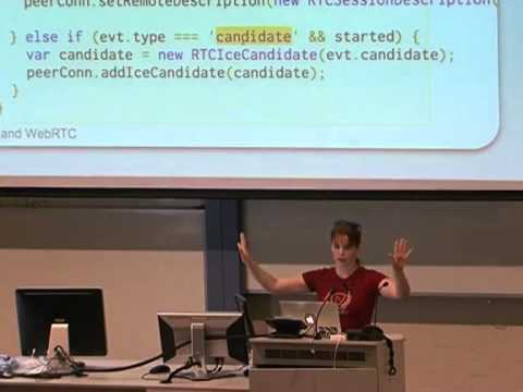 Linux - Code up your own video conference in HTML5