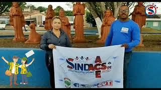 TV SINDACS PE - SINDACS PE em reunião no município de Tracunhaém/PE