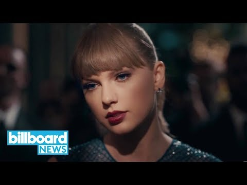 Taylor Swift Debuts 'Delicate' Video on...