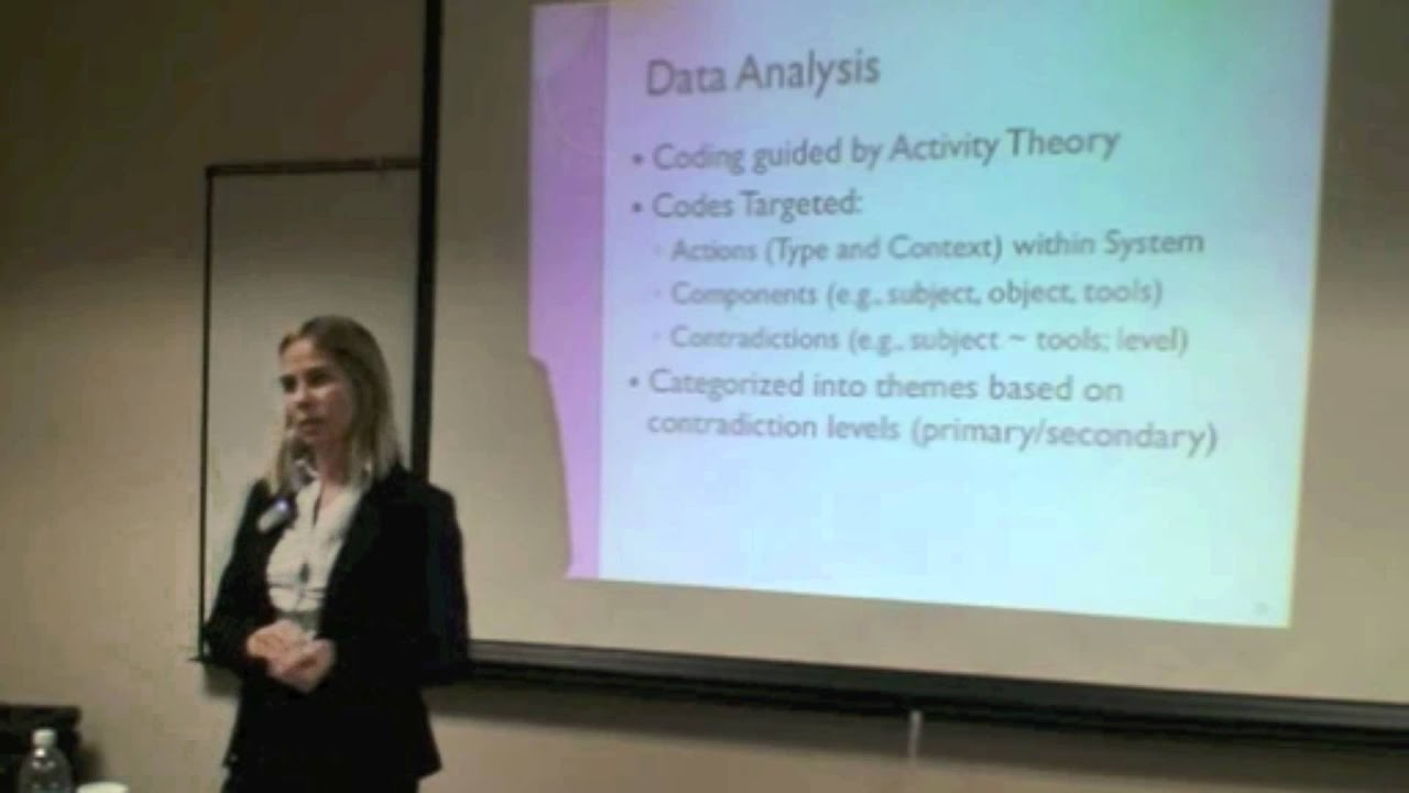 Catherine Cole Dissertation Defense