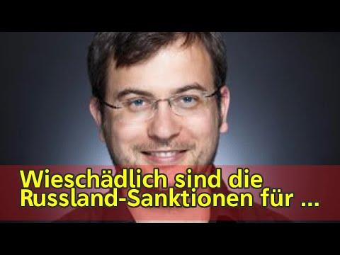 Wieschädlich sind die Russland-Sanktionen für Deutschland?