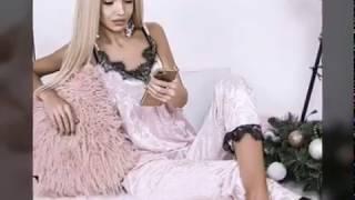 Fashion Women Sleepwear/Set Lace Nightwear