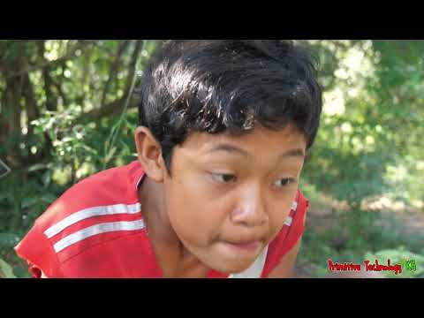 Primitive Technology - Eating Delicious - How Cook Crab For Food In Jungle #191
