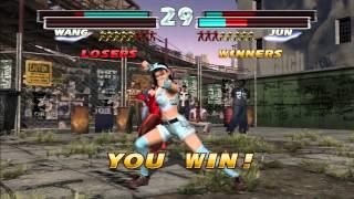 Tekken Tag Tournament HD - Team Battle Mode!