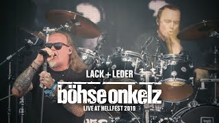 Böhse Onkelz - Lack und Leder (Live Hellfest 2019)