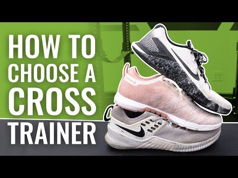 5 Steps to Finding the Perfect Cross Training Shoes