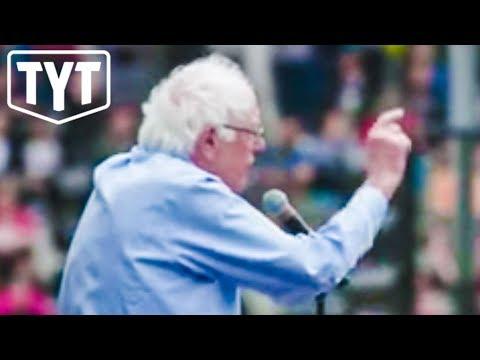 The Swamp Wants Bernie To Go Away