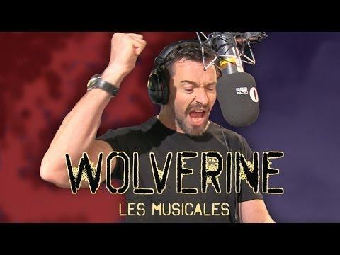 Wolverine The Musical - Hugh Jackman - #SurpriseKaraoke