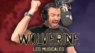 Repeat youtube video Wolverine The Musical - Hugh Jackman - #SurpriseKaraoke