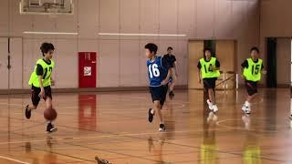 20180729 vs高津中 練習試合ー1