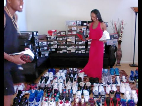 Cj Shoe Collection