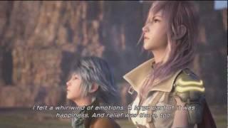 Final Fantasy XIII-2 - Lightning Explains it All