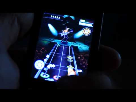 Nokia X3-02 Guitar Hero 5