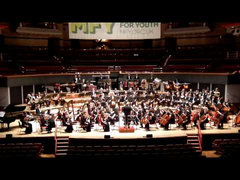 MfY 2011 - Greater Gwent Youth Orchestra - David Arnold: Independence Day