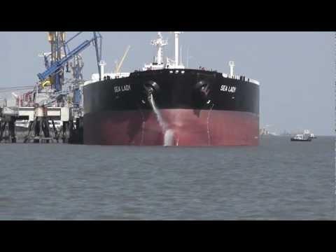 Tanker SEA LADY in Wilhelmshaven