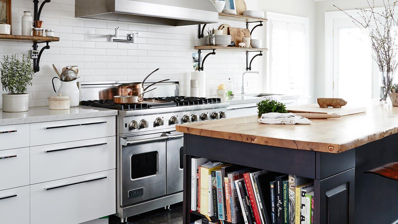 Interior Design – Chef Lynn Crawford\'s Kitchen - YouTube