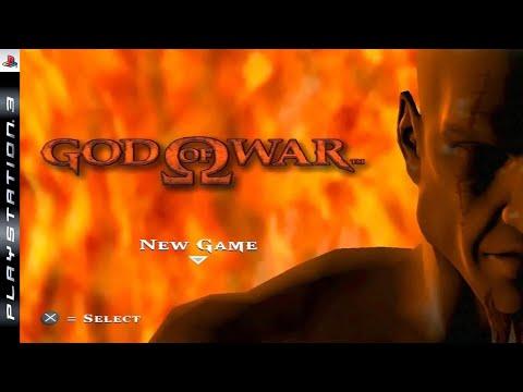 PS3 Longplay [005] God Of War HD