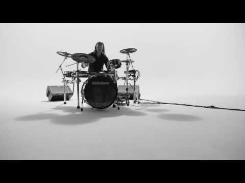Roland TD-50 Series V-Drums performance by Kai Hahto