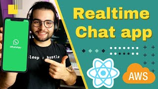 Build a Realtime Chat App in React Native (tutorial for beginners) 🔴