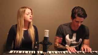 Disclosure - Omen ft. Sam Smith ( Acoustic Cover Kevin Bazinet and Alicia Moffet )