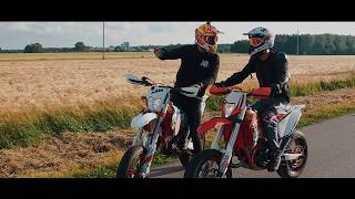 KTM Exc 125 Six Days Movie 2