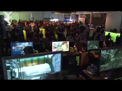 NVIDIA Gaming Expo - E3 2014