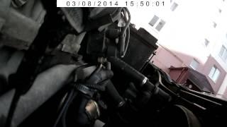 видео разборка стартера почему не крутит клинит втулки