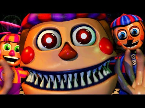 All Balloon Boy & Dee Dee Quotes / Voice Lines (Five Nights At Freddy's Ultimate Custom Night)